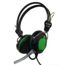 自由度网吧耳机抗暴力音质超强佩戴舒适游戏专用网吧耳机批发
