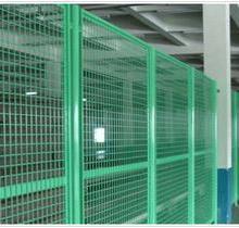 框架护栏网 交通网 浸塑电焊网片 养殖护栏网 果园防护网