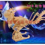 珠海3D木制仿真模型批发凤凰图片