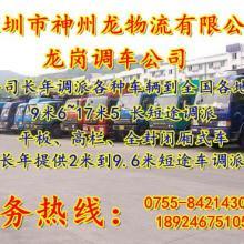 供应深圳到北京回程车图片