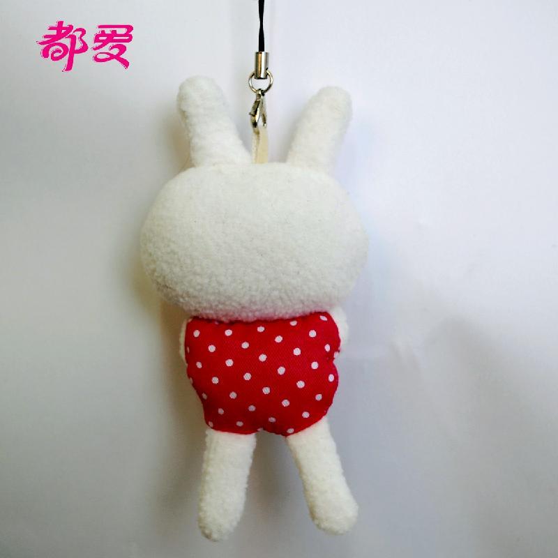 布偶兔子手工制作图片