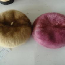供应兔毛贝雷帽生产/贝雷帽兔毛