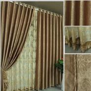 遮光布窗帘窗纱图片