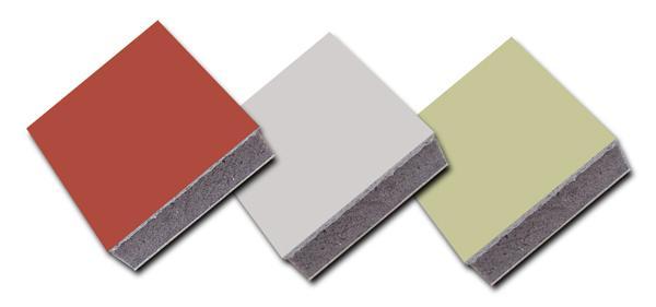 氟碳漆饰面保温装饰板