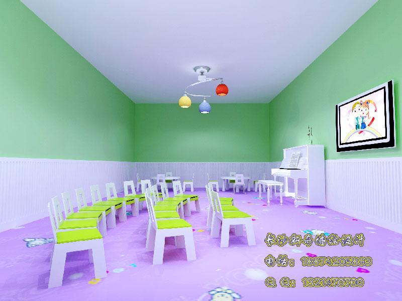 效果图图片 效果图样板图 幼儿园墙绘效果图 长沙新奇墙绘高清图片