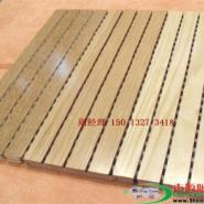 木质条形吸音板15mm图片