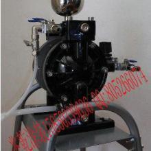 供应泵浦油漆泵浦涂料泵浦气动隔膜图片