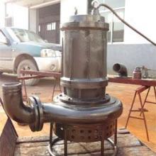 PSQ小型潜水泥浆泵/耐磨渣浆泵/鲁达大型泥浆泵图片