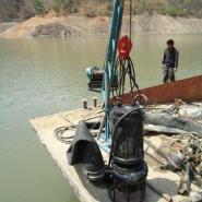 船用耐磨抽沙泵图片