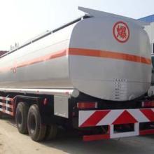 供应军用油罐车