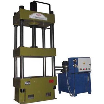 液压机_液压机供货商_供应63t四柱三梁式液压机图片