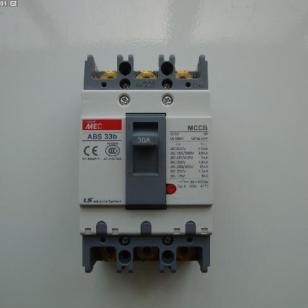 LS低压断路器ABE102b/60A图片