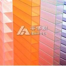 供应PC插接板阳光板 优质pc阳光板 建筑幕墙用阳光板图片