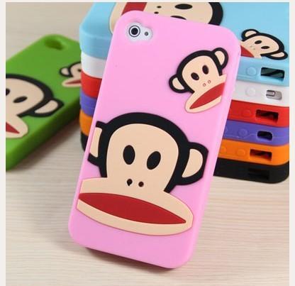 供应大嘴猴手机套