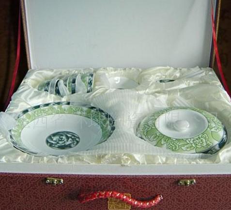 供应九头陶瓷茶具