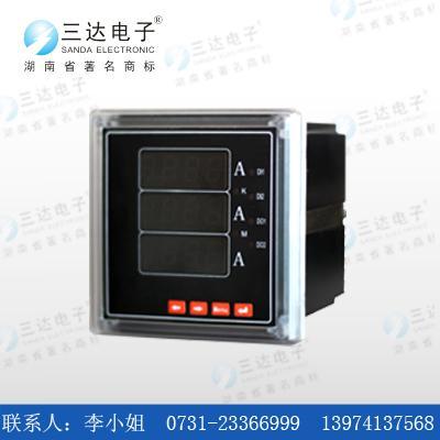 供应PA866X-963AI三相电流表三达商机