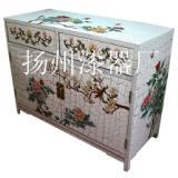 供应漆器橱柜彩绘橱柜