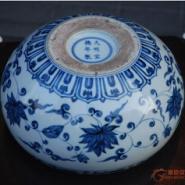大明宣德青花瓷器鉴定香港拍卖征集图片