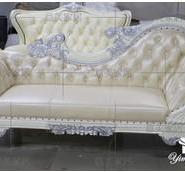 欧式沙发贵妃椅新古典躺椅图片