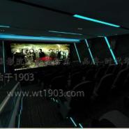 3D电影院要哪些设备图片