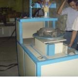 供应高频焊管喷锌机
