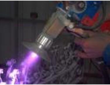 供应喷锌喷铝机