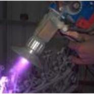 铁艺喷锌喷铝设备图片