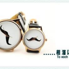 供应现货胡子表新款胡子手表 负离子手表 阿凡提胡子系列手表 情侣手表