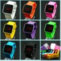 LED硅胶手表图片