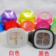 供应上网礼品表韩国时尚果冻表 卡通学生表 女士手表 硅胶手表图片
