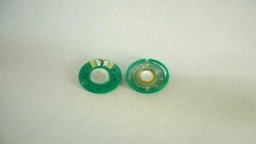 供应20mm塑料内磁喇叭