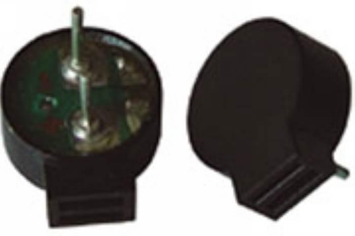 供应Φ9.0×4.0电磁无源侧发音一体蜂鸣器
