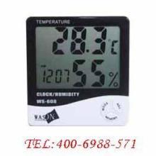 供应大屏幕电子温湿度表图片