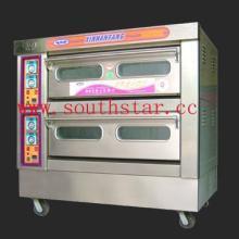 供应二层四盘烤炉/进口发热丝/炉膛宽大/保温效果好批发