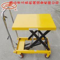供应广州流水线上用多功能小平台车优质耐用