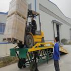供应狮山经典装卸机械码头终转车10m桥移动式集装箱装卸平台三良工厂