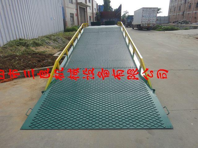供应广州装卸作业台桥生产厂家