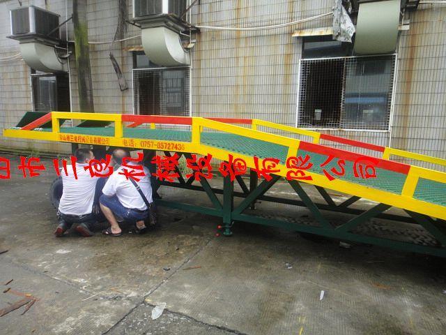 供应广州荔湾集装箱装卸桥搭板价格多少