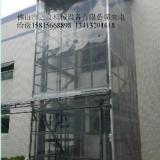 供应吊笼供货商佛山金沙吊笼当电梯上货用