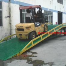 供应优质移动式登车桥,集装柜卸装设备