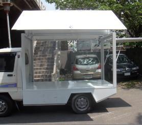 供应广州车厢双开系统厂家按车大小订做