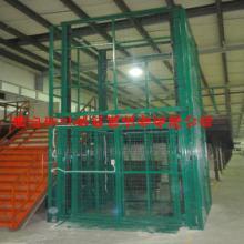 供应电动升降机 固定导轨式升降台