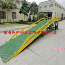 供应木材夹板专用快速装卸车台设备供货批发