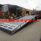 码头货物运输装卸货平台移动式登车桥