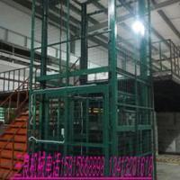 江门摩托车厂用链条导轨式升降台