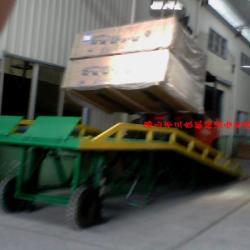 供應叉車集裝箱裝卸設備登車橋供貨商