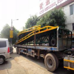 供应移動式液壓登車橋生产厂 广东佛山移動式液壓登車橋生产厂