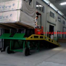 供应集裝箱裝卸平台厂家