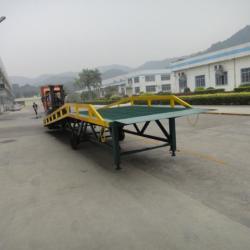 供应惠州叉車装卸移动式登車橋厂家,