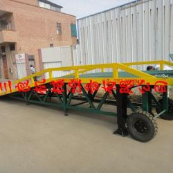 供應廣州石井物流工廠貨櫃車裝卸平台